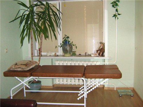Массажный кабинет в Минске